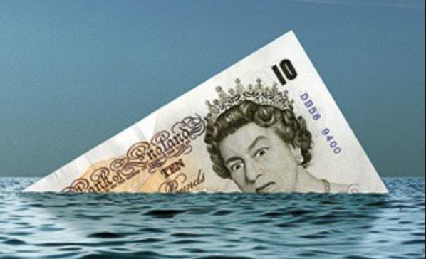 Under Boris Johnson, Britain is quickly sinking