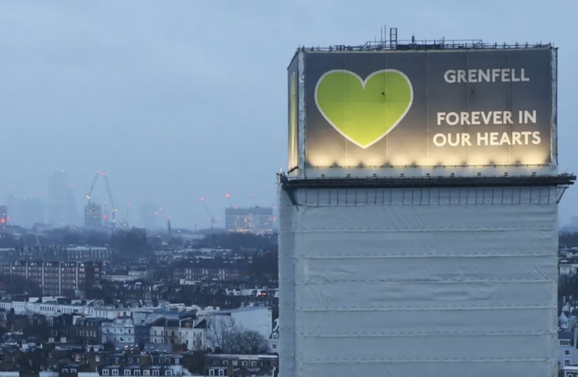 Grenfell Tower - Government accused of covering up 'national scandal'
