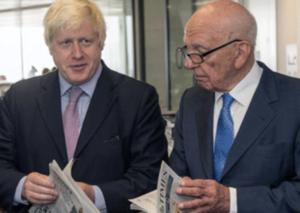 Rupert Murdoch seizing control