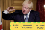 The crookedness of the Boris Johnson government laid bare