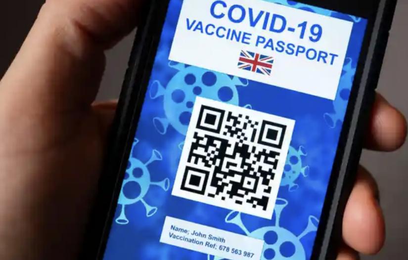 Global vaccine passports on the way