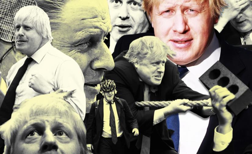 Britain's Comedy of Errors